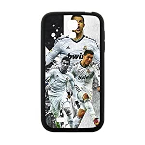 Football player Cell Phone Case for Samsung Galaxy S4 in GUO Shop