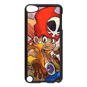 zack & wiki quest for barbaros' treasure iPod Touch 5 Case Black PSOC6002625713802