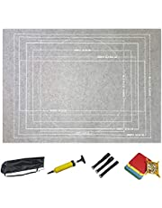 Portable Puzzle Blankets/Puzzle Mat Roll Up/Storage Blankets/Professional Puzzle Mats for Can Accommodate to 2000 Pieces