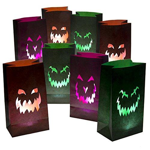 16 Pa (Halloween Decoration Themes)