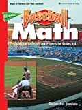 Baseball Math: Grandslam Activities and Projects for Grades 4-8, Fourth Edition (Sports Math)
