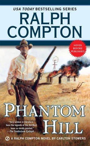 book cover of Phantom Hill
