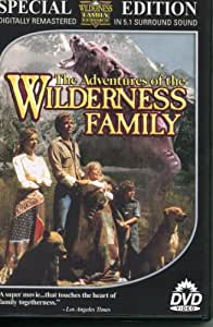 The Adventures Of The Wilderness Family Trilogy (3 Disc Box Set)