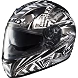 HJC Is-16 Specter Full Face Motorcycle Helmet MC-5 BLACK Large 568-954