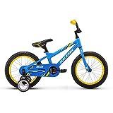 Raleigh Bikes Kids MXR 16 Bike, One Size, Blue