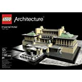 LEGO Architecture Imperial Hotel 21017