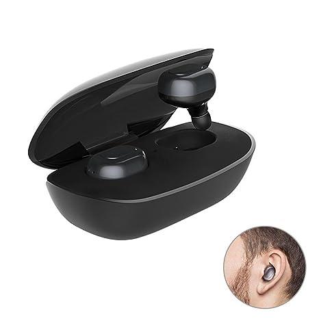 Auriculares inalámbricos I7 TWS Twins True inalámbricos, auriculares estéreo Bluetooth 4.1 con doble auricular con