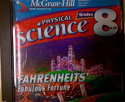 Price comparison product image Fahrenheits' Fabulous Fortune (Physical Science Grades 8 & Up) Win / MAC