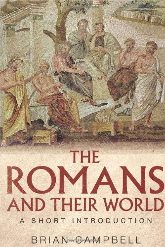 Read Online The Romans and their World: A Short Introduction pdf epub