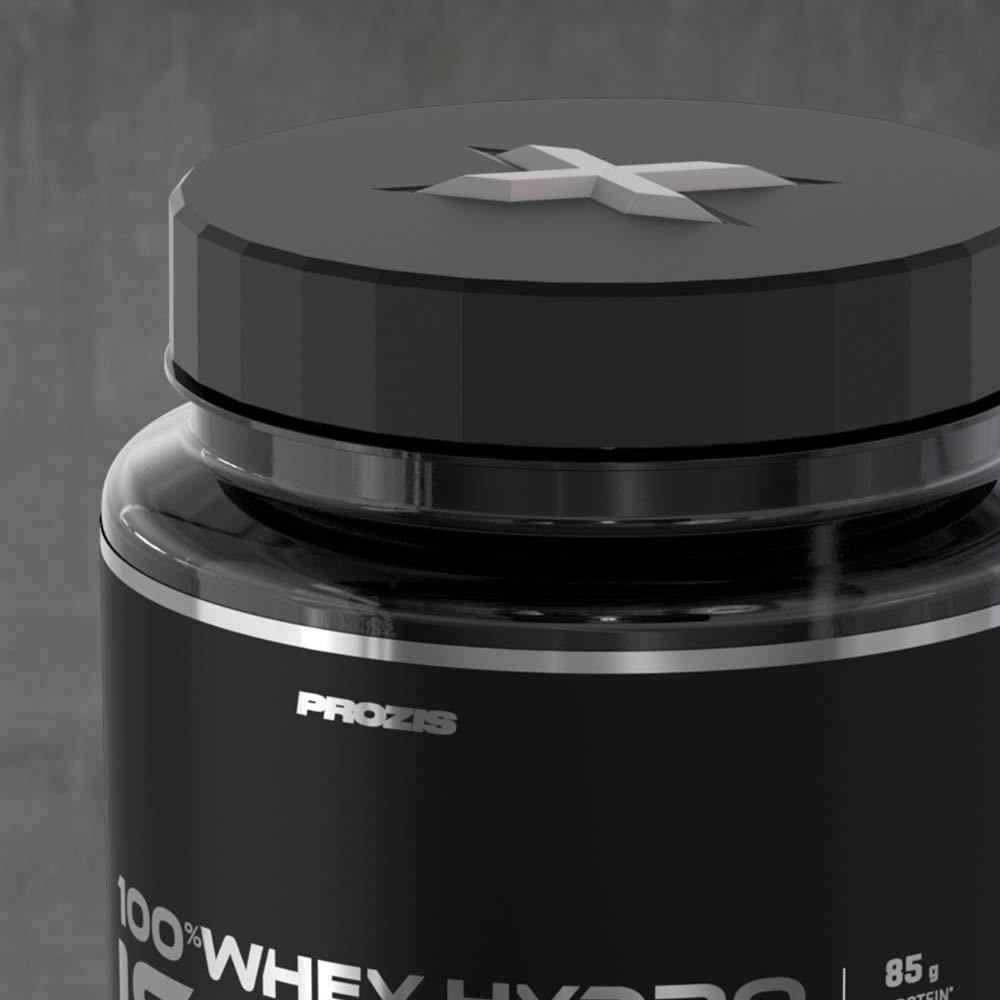 Prozis 100% Whey Hydro Isolate SS Mejor Sabor Para la Quema De Grasas, la Recuperación Muscular y la Musculación, bajo en Carbohidratos, Chocolate - ...