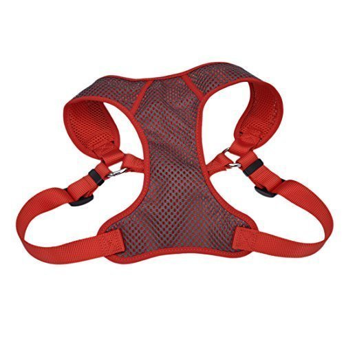 Coastal Pet Large Personalized Sport Wrap Mesh Dog Harness i