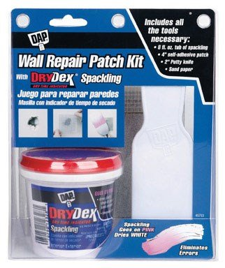 Drydex Wall Repair Patch Kit