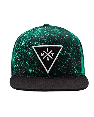 INTO THE AM Team Electric Snapback - Universe Snapback