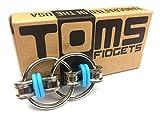 Tom's Fidgets Flippy Chain Fidget Toy Perfect for