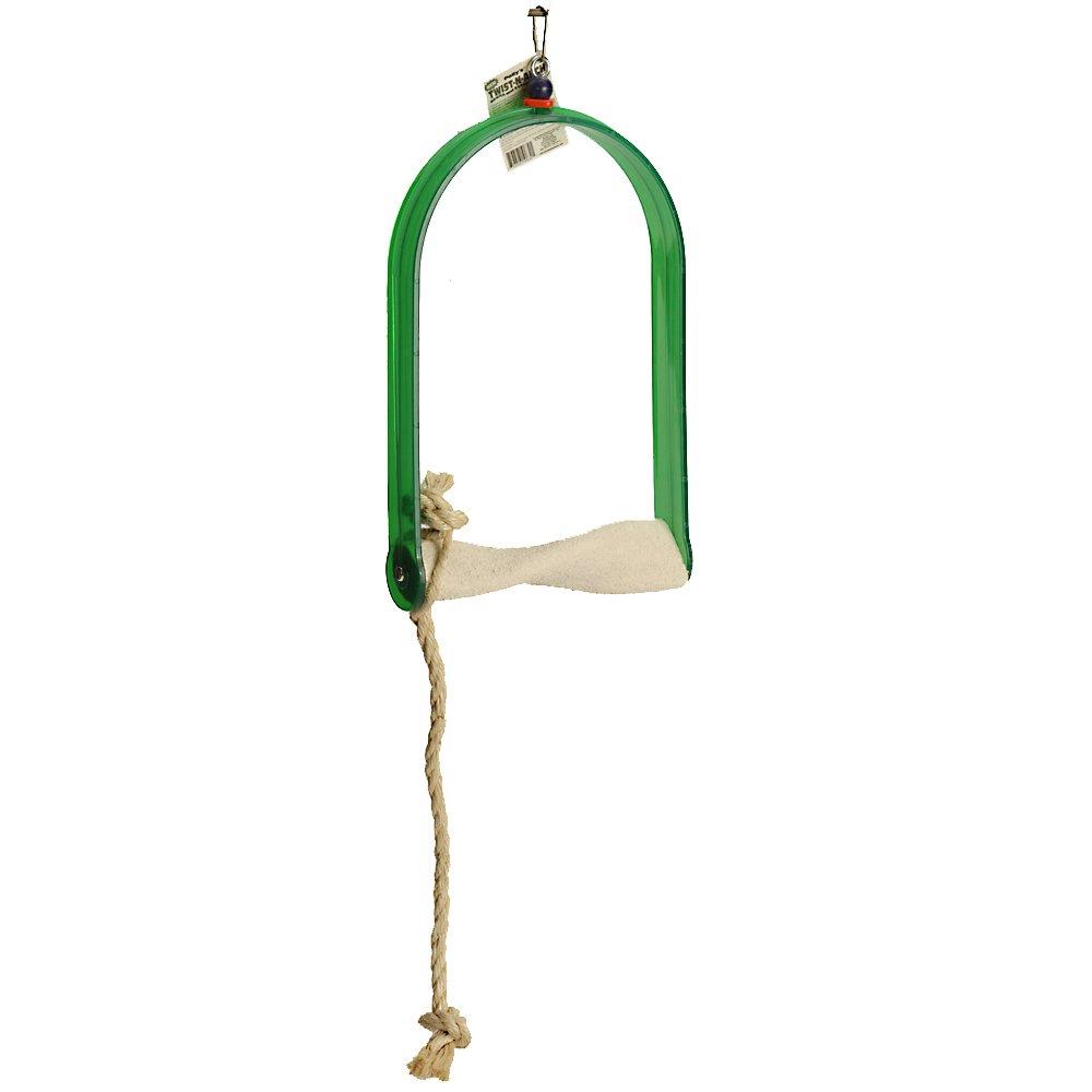 Polly's Twist-N-Arch Bird Swing, X-Large