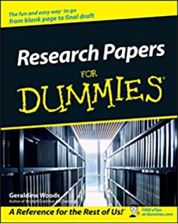amazon com writing essays for dummies mary page  research papers for dummies