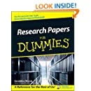 com research papers for dummies geraldine  research papers for dummies