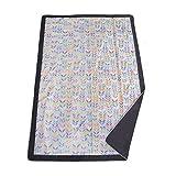 JJ Cole 7x5 Outdoor Blanket, Citrus Breeze