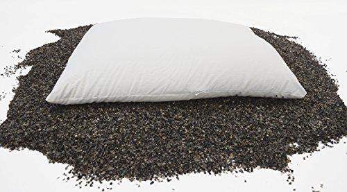 WheatDreamz Organic Buckwheat Hull Pillow - Standard (20'x 25')