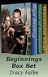 Beginnings Box Set: Three Fantasy Series Starters