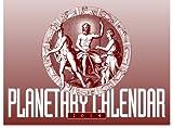 img - for 2014 Planetary Calendar - Astrological Wall Calendar book / textbook / text book