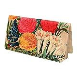 Flower Garden Checkbook Cover