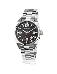 BREIL Watch MASTER Male Only Time Black - TW1407