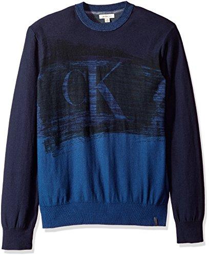 Calvin Klein Ck Blue Denim - 8