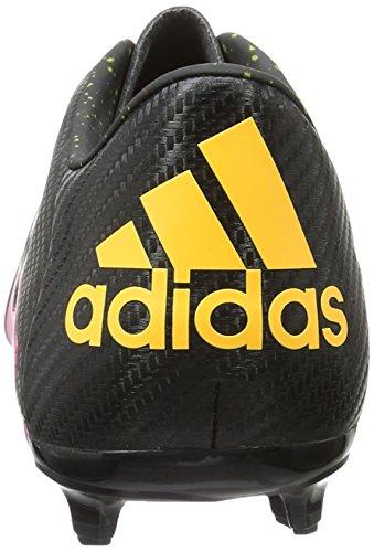 adidas X 15.3 Fg/Ag Fußballschuhe, Botas de Fútbol para Hombre Varios Colores (Cblack/shopin/sogold)