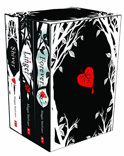 Shiver,Linger,Forever (Wolves of Mercy Falls) by Maggie Stiefvater (Box set, 4 Oct 2012) Paperback