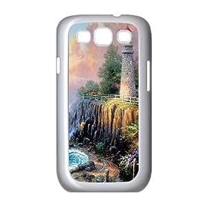 GGMMXO Lighthouse Shell Phone Case For Samsung Galaxy S3 i9300 [Pattern-1]