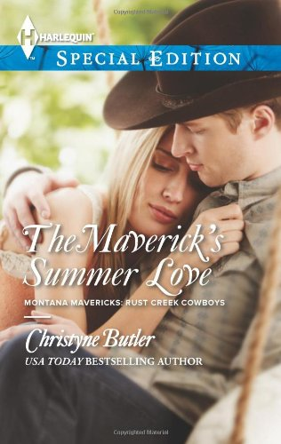 book cover of The Maverick\'s Summer Love