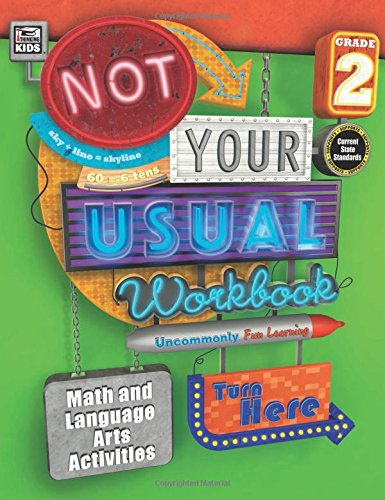 Not Your Usual Workbook, Grade 2 pdf