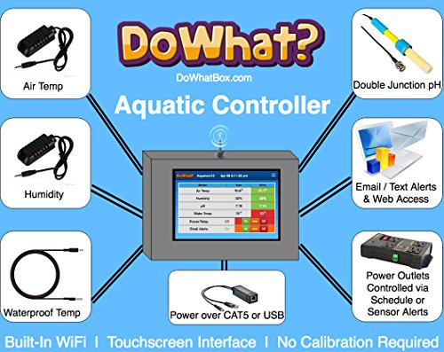 DoWhat? WiFi Aquarium Controller
