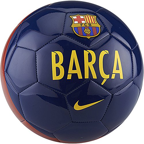 Nike Supporters - Nike Barcelona Supporters Soccer Ball (Sz. 4) Loyal Blue