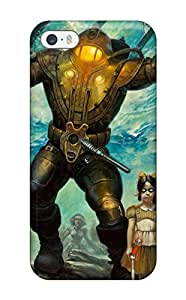 Hot 9288436K29722186 For Iphone Case, High Quality Bioshock For Iphone 5/5s Cover Cases