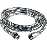 Sabichi 1.5m chrome replacement hose for shower spray head. by Sabichi