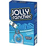 Jolly Rancher Singles To Go Powdered Drink Mix, Blue Raspberry, 12 Boxes with 6 Packets Each - 72 Total Servings, Sugar…