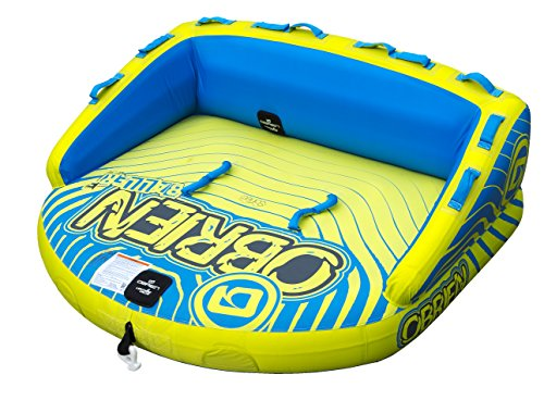 O'Brien Baller Soft Top 3-Person Towable Tube (Towable Covered)