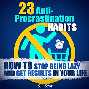 23 Anti-Procrastination Habits Audiobook