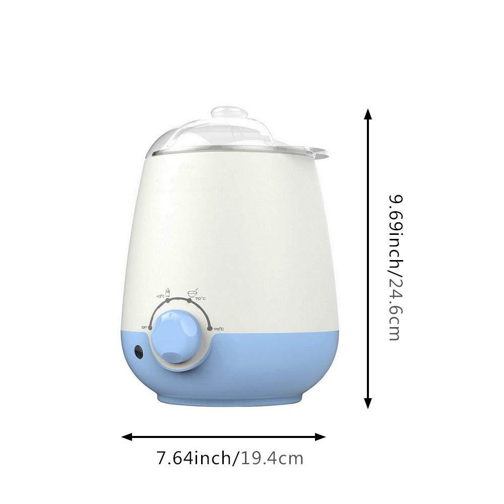 AOLVO Calentador de Biberones 3 en 1 y Esterilizador de ...