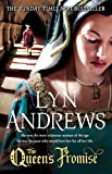 Front cover for the book The Queen's Promise by Lyn Andrews