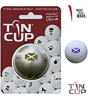 Nicedier tech golf ball marker templategolf ball line liner marker tin cup golf ball marker many styles to choose from maxwellsz
