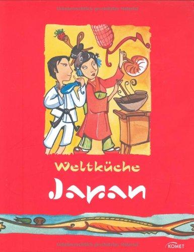 Weltküche Japan Gebundenes Buch – 1. März 2008 Diana Billaudelle Weltküche Japan - 3898367088