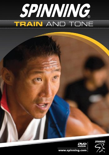 Mad Dogg Athletics Spinning Train and Tone DVD - Spinning Dvds With Music