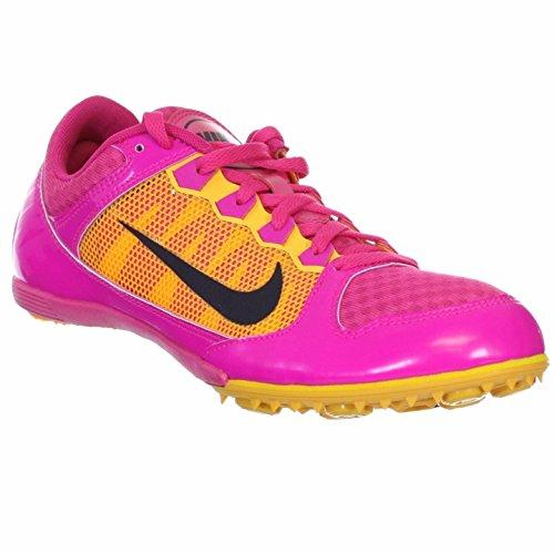 Nike Kvinner Zoome Rival Md7 Bringebær Rosa Folie Piggete Belte Oss 9 M
