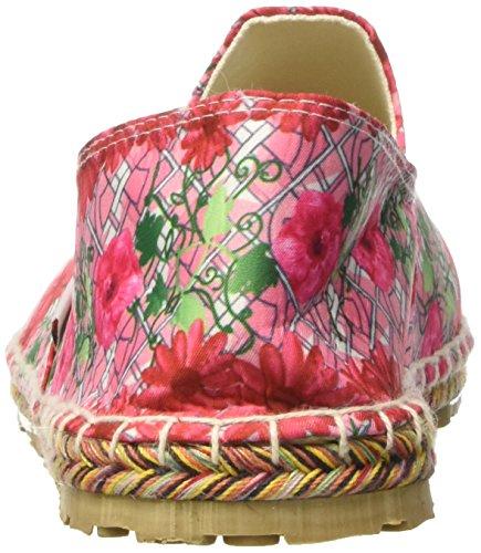Weaving Multicolore femme Espadrilles Multicolor fabricfanw 4557 Superga qXfwFUw