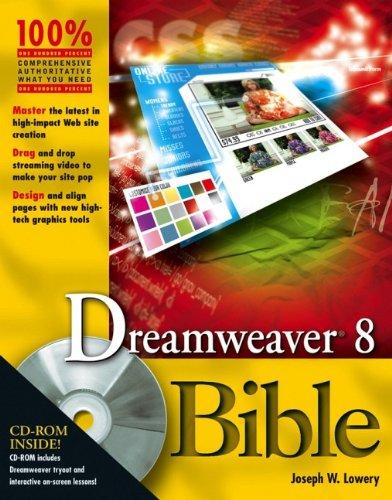 Dreamweaver 8 Bible