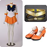 Sailor Moon Sailor Venus Aino Minako Costumes Set for Cosplay