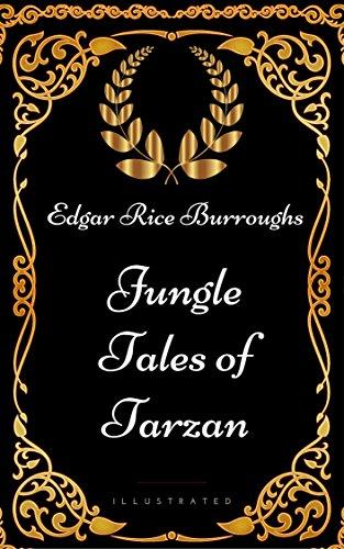 jungle tales of tarzan burroughs edgar rice